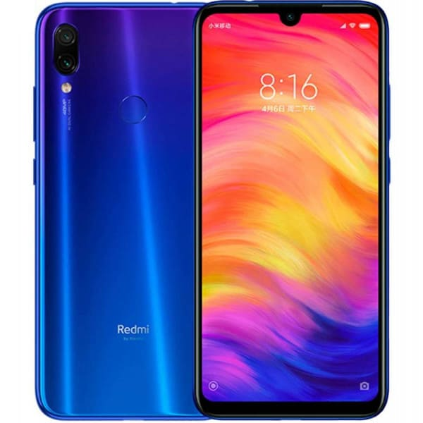 Xiaomi Redmi Note 7; 3Gb / 32Gb Blue / Синий (Ростест)