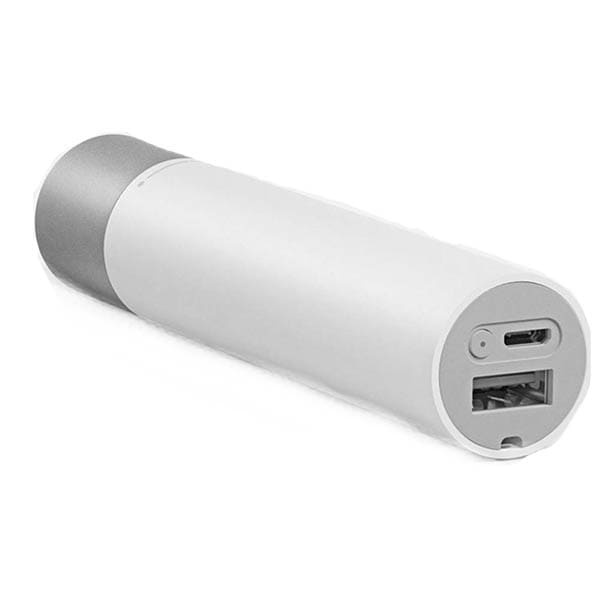 Карманный фонарик - Power Bank Xiaomi Portable Flashlight LPB01ZM (белый)
