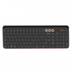 Клавиатура Xiaomi MiiiW Keyboard Bluetooth Dual Mode Golden Black (черный, без гравировки)