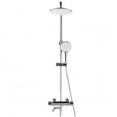 Смеситель набор душевой diib Large White Safety Thermostatic Shower (DXHW002)
