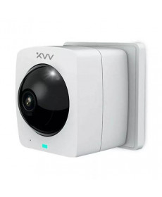 Панорамная IP-камера Xiaomi Xiaovv Smart Panoramic IP Camera 1080P White (XVV-1120S-A1)