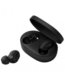 Беспроводные наушники Xiaomi Redmi AirDots 2 (Mi True Wireless Earbuds Basic 2) Black (Черный)