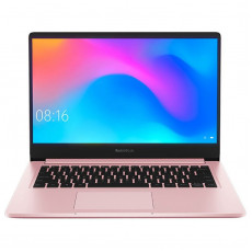"Ноутбук Xiaomi RedmiBook 14″ Enhanced Edition (Intel Core i5 10210U 1600 MHz/14""/1920x1080/8GB/512GB SSD/DVD нет/NVIDIA GeForce MX250 2GB/Wi-Fi/Bluetooth/Windows 10 Home/Розовый) JYU4167CN"
