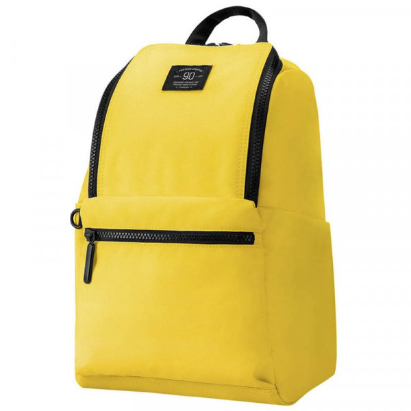 Рюкзак Xiaomi 90 Points Pro Leisure Travel Backpack (10л, желтый)