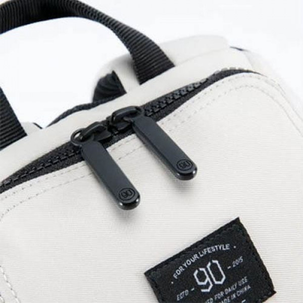 Рюкзак Xiaomi 90 Points Pro Leisure Travel Backpack (18л, белый)
