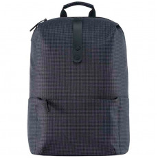 Рюкзак Xiaomi College Style Backpack Polyester Leisure Bag (черный)