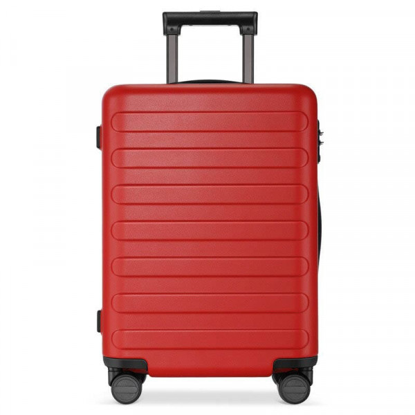 "Чемодан Xiaomi Mi 90 Points Seven Bar Suitcase 24"" Red (красный)"