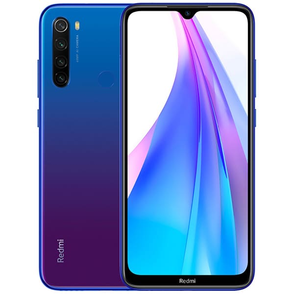 Xiaomi Redmi Note 8T 4/64Gb Starscape Blue / Синий (Ростест)