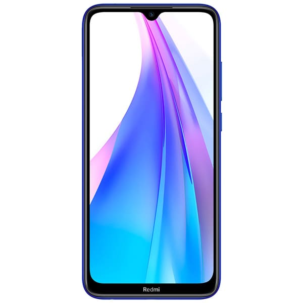 Xiaomi Redmi Note 8T 4/128Gb Starscape Blue / Синий (Ростест)