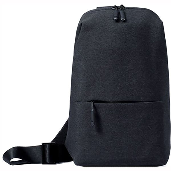 Рюкзак Xiaomi Mi City Sling Bag Dark Grey (темно-серый)