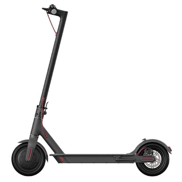 Электросамокат Xiaomi Mi Electric Scooter 1S (CH) Черный / Black