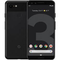 Google Pixel 3 4/128Gb Just Black (черный)