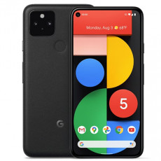 Смартфон Google Pixel 5 5G 8/128Gb Just Black / Черный