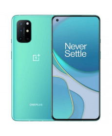 Смартфон OnePlus 8T 12/256GB Aquamarine Green / Зеленый (EU / Global Version)