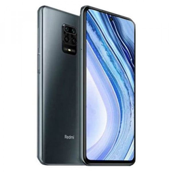 Xiaomi Redmi Note 9S 4/64Gb Interstellar Grey / Черный (Global Version)