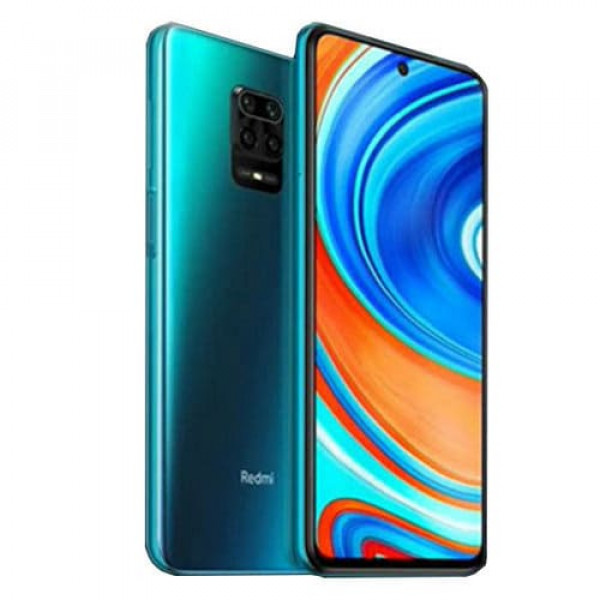 Xiaomi Redmi Note 9S 4/64Gb Aurora Blue / Синий (RU / Ростест)