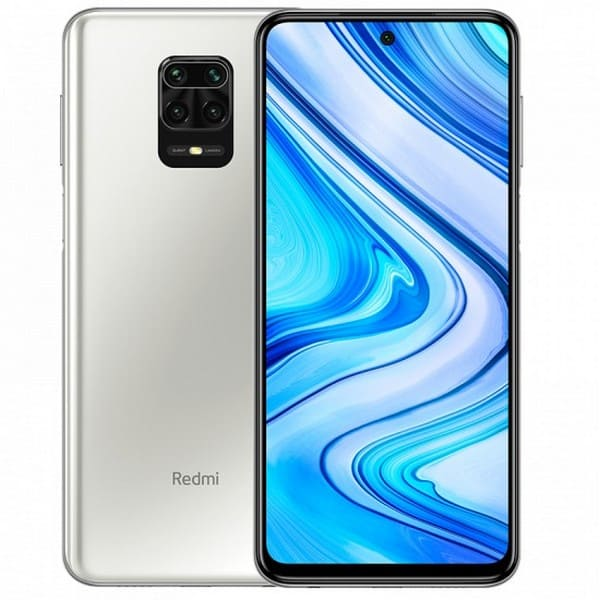 Xiaomi Redmi Note 9S 6/128Gb Glacier White / Белый (Global Version)