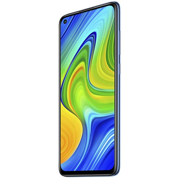 Смартфон Xiaomi Redmi Note 9 4/128Gb Midnight Grey (серый, Global Version)