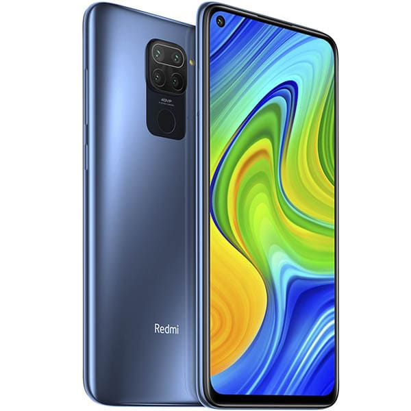 Смартфон Xiaomi Redmi Note 9 NFC 3/64Gb Midnight Grey (серый, Global Version): комплектация