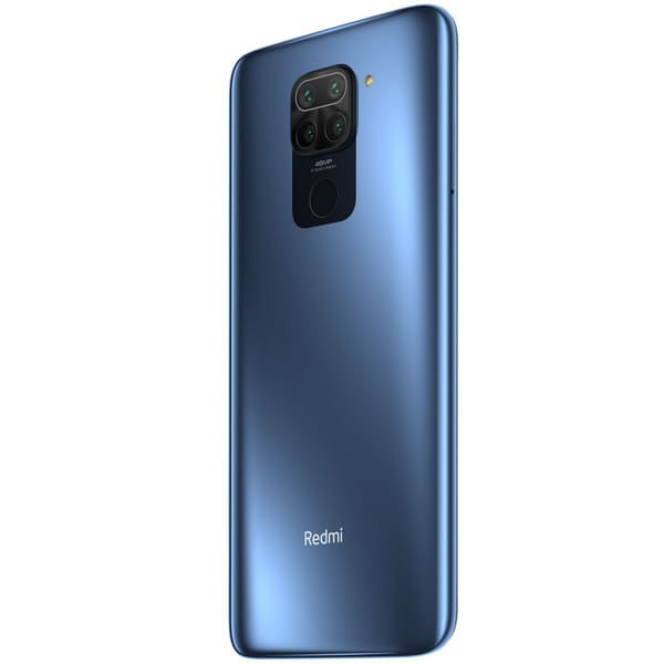 Смартфон Xiaomi Redmi Note 9 NFC 4/128Gb Midnight Grey (серый, Global Version)