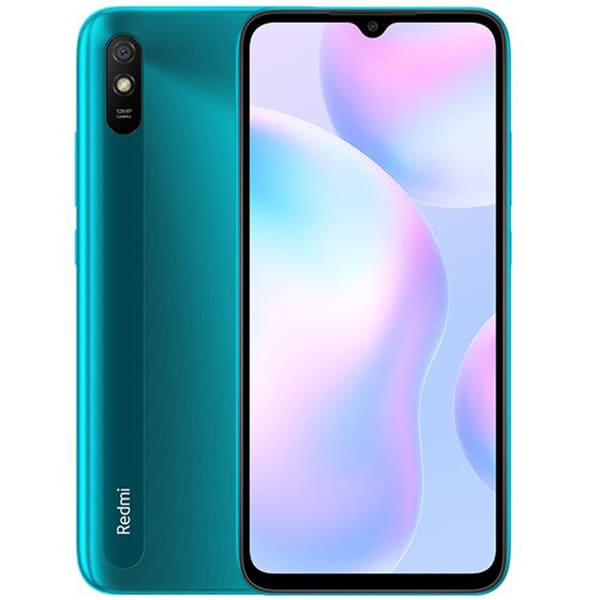 Смартфон Xiaomi Redmi 9A 2/32Gb Peacock Green / Зеленый (RU / Ростест)