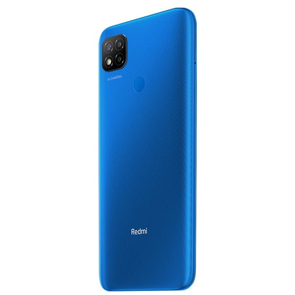 Смартфон Xiaomi Redmi 9C NFC 3/64Gb Twilight Blue / Синий (RU / Ростест)