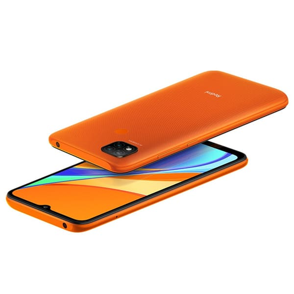 Смартфон Xiaomi Redmi 9C NFC 2/32Gb Sunrise Orange / Оранжевый (RU / Ростест)