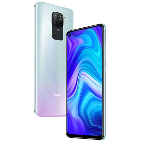 Смартфон Xiaomi Redmi Note 9 4/128 Gb Polar White (белый, Global Version)