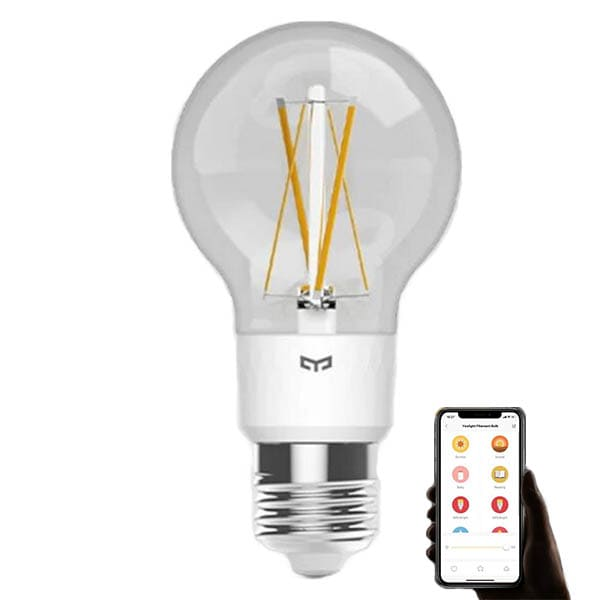 Лампочка Эдисона Xiaomi Yeelight Smart LED Light E27 YLDP12YL (6W, 700lm, 2700K)