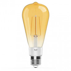 Лампочка Xiaomi Yeelight Smart LED Filament Bulb ST64 (YLDP23YL)