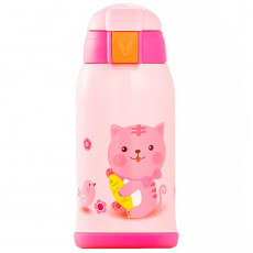 Термос детский Xiaomi Viomi Children Vacuum Flask 590 ml Pink (розовый)