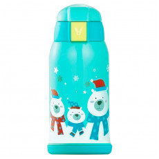 Термос детский Xiaomi Viomi Children Vacuum Flask 590 ml Blue (голубой)