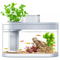 Акваферма Xiaomi Descriptive Geometry C180 Smart Fish Tank Pro (HF-JHYG 007)