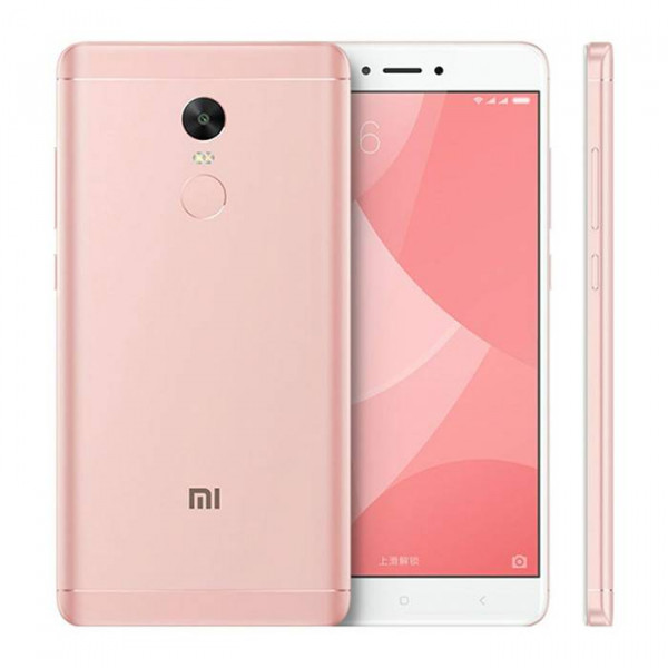 Xiaomi Redmi Note 4X; 4 Gb / 64 Gb Rose Gold (Розовый)