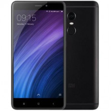 Xiaomi Redmi Note 4; 16 Gb Black (Черный)