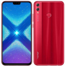 Huawei Honor 8x; 128Gb Красный (Red) (US)