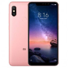 Xiaomi Redmi Note 6 Pro; 4Gb / 64Gb (Global Version) Rose Gold / Розовый