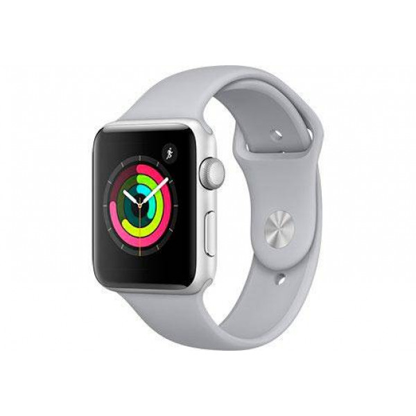 Часы Apple Watch Series 3 42mm Aluminum Case with FOG Sport Band: вопрос-ответ