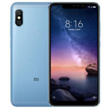 Xiaomi Redmi Note 6 Pro; 4Gb / 64Gb (Global Version) Blue / Голубой