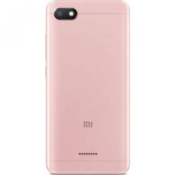 Xiaomi Redmi 6A; 2 Gb / 32 Gb Rose Gold (Розовый)
