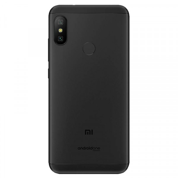 Xiaomi Mi A2 Lite 4 Gb / 32 Gb (Global Version) Black / Черный