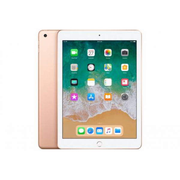 Apple iPad 6 (2018) 9,7″ Wi-Fi + Cellular 32 ГБ, Gold / Золотой