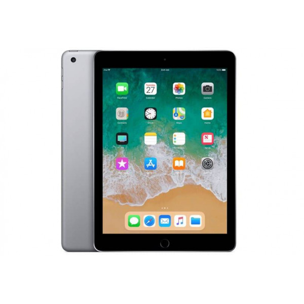Apple iPad 6 (2018) 9,7″ Wi-Fi 128 ГБ, Space Gray / Серый Космос