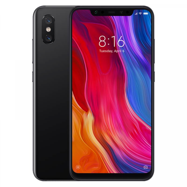 Xiaomi Mi 8; 6 / 128 GB Global Version Черный (Black)