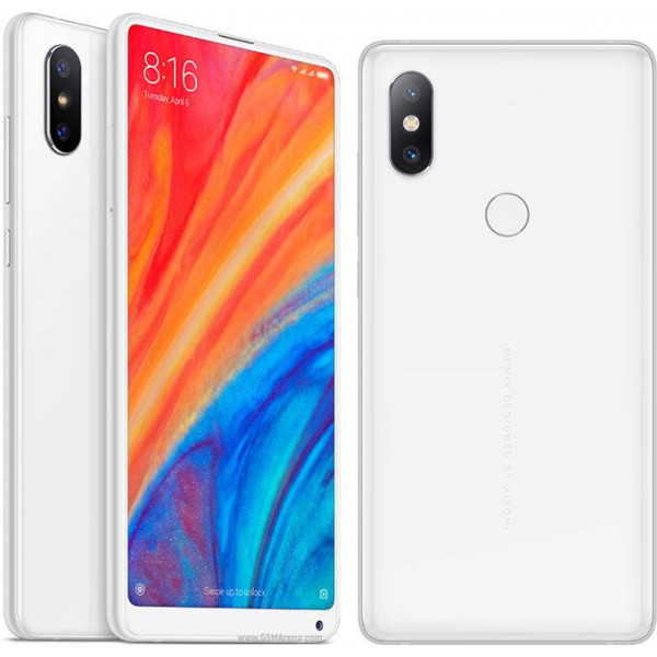 Xiaomi Mi Mix 2S; 6 Gb / 128 Gb White (Белый)