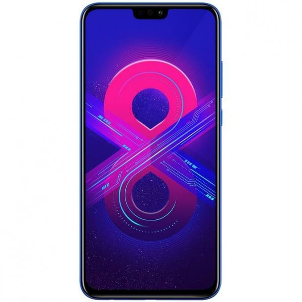 Huawei Honor 8x; 64Gb Синий (Blue) (EU)