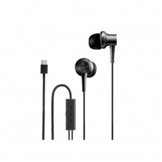 Наушники Xiaomi Mi ANC и Type-C In-Ear Earphones - JZEJ01JY (Черный)