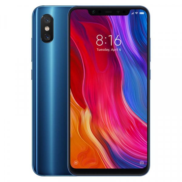 Xiaomi Mi 8; 6/128GB Global Version Синий (Blue): вопрос-ответ