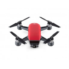Квадрокоптер DJI SPARK Fly  More Combo, Lava Red