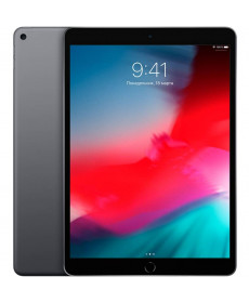 "Apple iPad Air (2019) 10,5"" Wi-Fi + LTE (Cellular) 256 ГБ, Space Gray (Серый Космос) RU/A"